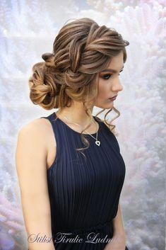 Прически вечерние и свадебные . #Hair long. #Wella #Прически . #Невеста . #Обучение прическам .#weddinghair #hairideas #hairdo #bridalhair