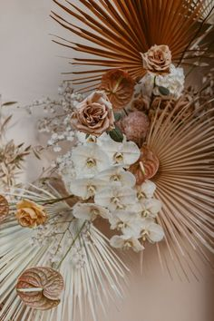 Floral Arrangement Photo Nectarine Photography Reception Styling Flowers Foliage is part of Wedding decorations - Boho Wedding, Floral Wedding, Wedding Bouquets, Wedding Flowers, Palm Wedding, Seaside Wedding, Autumn Wedding, Art Floral, Floral Design