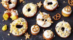 Suolaiset donitsit ja pikkumunkit yllättävät!