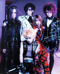 Tokyo Fashion, Emo Fashion, Id Japan, Kyo Dir En Grey, Kei Visual, Alternative Metal, Black Rock, Old School, Cute Pictures