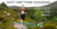Monday Motivational Quote: Don't Limit Your Challenges. Challenge Your Limits.