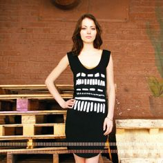Mary Meyer Sun Tunic. Made in New York, NY. $88  BishopCollective.com