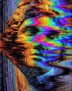 See other cries in my board. Cyberpunk, Tumblr Backgrounds, Glitch Art, Arte Pop, Psychedelic Art, Mellow Yellow, Vaporwave, Trippy, Cover Art