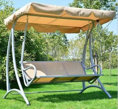 Superior $179 Target Living Accents Steel 3 Person Swing With Canopy   Gliders And  Swings   Ace Hardware | Decorating | Pinterest | Ace Hardware, Gliders And  Ace ...