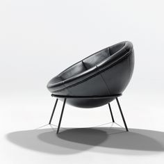 Bowl chair by Lina Bo Bardi reissued by Arper
