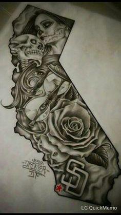 Card Tattoo Designs, Tattoo Lettering Design, Tattoo Design Drawings, Small Tattoo Designs, Skull Rose Tattoos, Body Art Tattoos, Hand Tattoos, Half Sleeve Tattoo Stencils, Chicano Tattoos Sleeve
