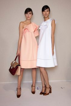 Timeless dresses #Chloe