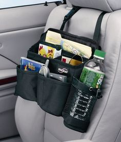 High Road Swingawaytm Driver Organizer Xl Black Product Description Say So Long To Clutter And Organize What You Need In The Car
