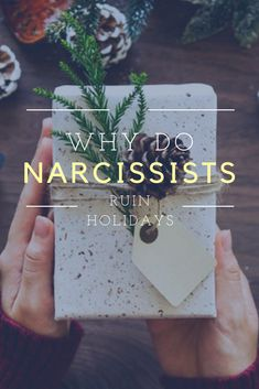 Why do narcissist ruin holidays Narcissistic Behavior, Narcissistic Sociopath, Psychopath Sociopath, Psychology Fun Facts, Love Holidays, Parenting Books, Foster Parenting, Bpd, Emotional Abuse