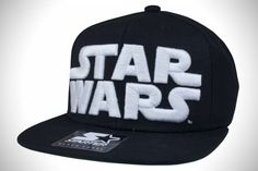 Star Wars Starter Black Label Hat Collection Fitted Caps 48733848f21