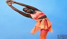 عارضة أزياء أصرت أن تقود حملة أسوس الدعائية مع إعاقتها: شاركت عارضة فقدت ساقها بسبب مرض السرطان عندما كانت تبلغ من العمر السادسة عشر في فخر…