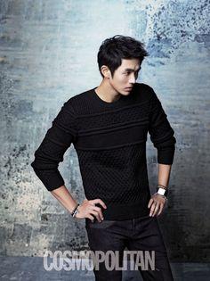 2AM Seulong – Cosmopolitan Magazine December Issue '12