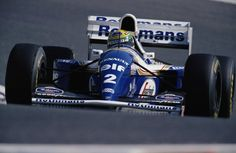 WILLIAMS  FW16                                                  RENAULT  RS6…