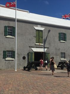 Bermudans revel in their British and local heritage