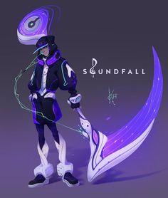 Fantasy Character Design, Character Design Inspiration, Character Concept, Character Art, Cyberpunk Character, Cyberpunk Art, Black Anime Characters, Fantasy Characters, Cartoon Characters