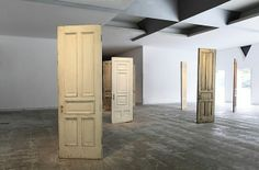 Yoko Ono, Doors.  Doors of opportunity are all around, waiting to be opened.