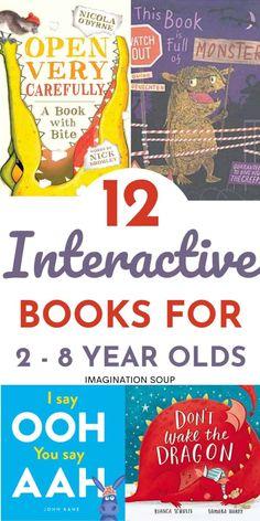 Interactive Books For Preschoolers, Preschool Books, Book Activities, Preschool Age, Preschool Lessons, Language Activities, Preschool Learning, Teaching, Preschool Activities