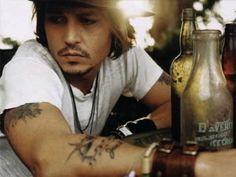 Jonny Depp O Homem Perfeito