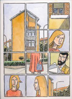 "Tavola tratta dal racconto breve ""L'Albero buono"" (2020) Peanuts Comics, Art, Art Background, Kunst, Performing Arts, Art Education Resources, Artworks"