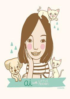 ai Illustration by SAMANYA   Flickr - Photo Sharing!