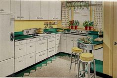 Freedom Gas Kitchens - Retronaut