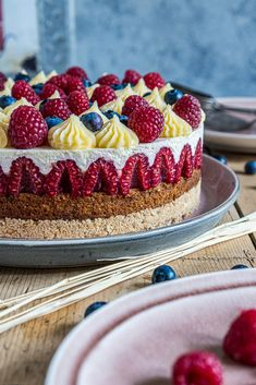 Gimme Some Oven, Bakery Cakes, Looks Yummy, Lemon Curd, Cakes And More, Cake Recipes, Cheesecake, Sweets, Cookies