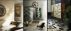"""""""Essential Home is the epitome of bohemian retro design. It's mid-century modern lines merge important historical references from the '30s and 60's with contemporary influences. The harmony of masculine and feminine, classic and contemporary, high and low, is integral to the brand's maverick sense of refinement yet iconic style.""""  #essentialhome #furniture #architecture #homedecor #decor #home #interiordesign #art #design"""