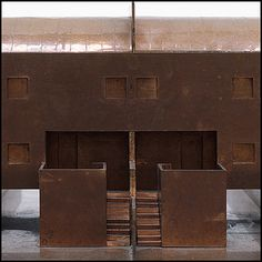"Aldo Rossi  ""Reihenhäuser, Broni"", 1972-73  Courtesy of Deutsches Architekturmuseum"