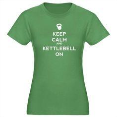Keep Calm and Kettlebell On!