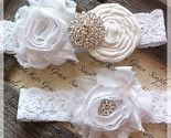 wedding garter set $27
