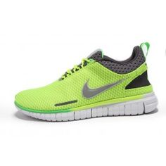 Nike Free OG '14 BR Lichtgrün Grau Schwarz Unisex
