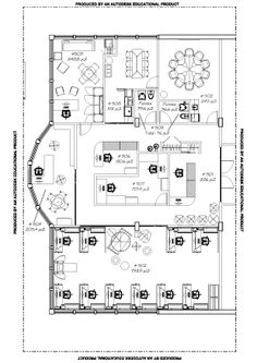 Portfolio on pinterest autocad finals and marketing for Plans d imprimerie