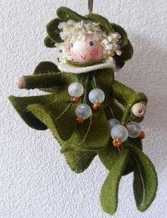 Mistletoe hangertje