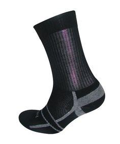 Balega Enduro Crew Sock (Large, Black)