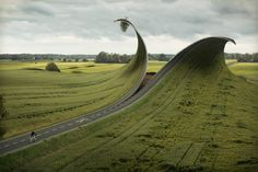 Erik Johansson Photo Manipulation Behind the Scenes | Abduzeedo Design Inspiration