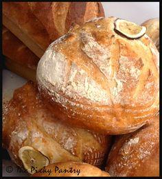 The Picky Pantry Buonaparte Bread