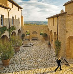 We can't get enough of small Italian villages. What's not to love?