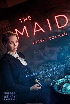 Olivia Colman is The Maid