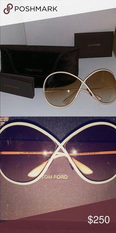 174370f501e Tom Ford Whitney Sunglasses Slight scratches Tom Ford Accessories Sunglasses  Tom Ford Whitney Sunglasses