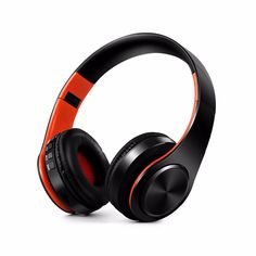 New Arrival colorful stereo Audio Mp3 Bluetooth Headset Foldable Wireless Headphones Earphone support SD card with Mic  Price: 11.85 USD