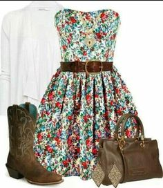 Dressy country style