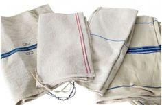 Vintage European Grain Sack from Decor Steals~Enjoy Today's Steal from DECOR STEALS