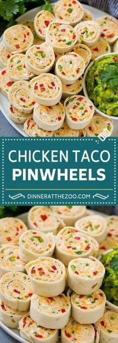 ideas meat appetizers parties tortilla pinwheels for 2019 Pinwheel Sandwiches, Appetizer Sandwiches, Appetizer Recipes, Snack Recipes, Cooking Recipes, Rolled Sandwiches, Appetizer Dessert, Party Sandwiches, Chicken Appetizers
