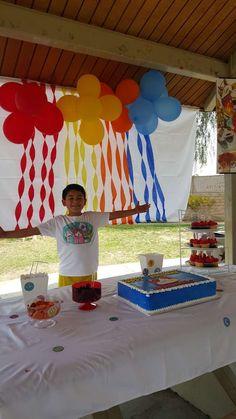 Yo kai watch party  Birthday Party Ideas   Photo 1 of 12