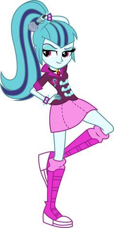 Sonata Dusk - Equestria Girl 2 Rainbow Rocks by ZeldaronDL