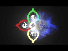 Pineal Gland Activation - Tibetan Tantra Meditation - 5 Dyani Buddhas