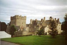 Drum Castle Scotland