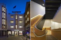 Lifschutz Davidson Sandilands, Bonhams New Bond Street Headquarters, London