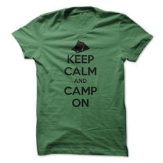 Camp On T Shirt, Hoodie, Sweatshirt