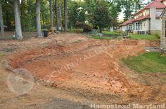 ROCKIN WALLS: 11/2013 Edgewood Drive Project, 3' Retaining Wall ...